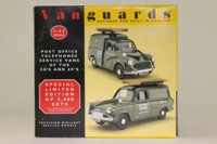 Vanguards PO1002; Post Office Telephones 2 Van Set; Morris Minor Van & Ford Anglia Van