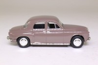 Vanguards CD1002; Rover P4 100; Heather Brown, Earls Court Motor Show Diorama