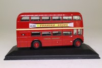 Great British Buses: AEC Routemaster Bus, London Transport; 268 Clapham Junction