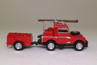 Matchbox Collectibles YFE02; 1953 Land-Rover Fire Truck;