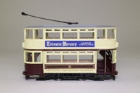 Corgi Classics 97285; Double Deck Tram, Closed Top, Closed Platform; Leicester Corporation; Clock Tower