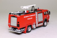 World Fire Engines Series #78; 2000 FMOGP IVECO Foam Fire Truck, France: Fourgon Mousse (Grande Puissance)