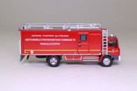 del Prado World Fire Engines Collection #123; 2005 Renault Chemical Hazard Unit, Sapeurs Pompiers Yvelines; France