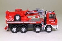 Fire Engines of the World Series #110; 1996 Camion Grue Astra HD7, Italy