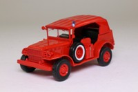 World Fire Engines Series #62; 1942 Dodge WC T12-14 Command Car; France