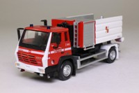 Fire Engines of the World Collection #81, 1996 Porte-Berce Steyr 19KP Fire Engine, Belgium