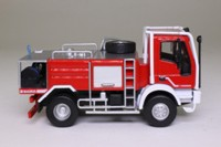 World Fire Engines Series #58; Iveco Ranger FLF 2500 Forest Fire Vehicle