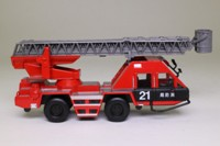 Fire Engines of the World Series #9; 1985 Morita Super Gyro Fire Ladder MLEX5-30, Japan