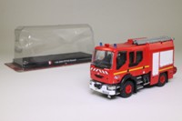 del Prado World Fire Engines Series #107; 2004 Renault FPTHR Fire Engine, France: Fourgon Pompe Tonne Hors Route