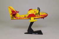 World Fire Engines Series #154; Canadair CL-415 Sécurité Civile Fire Spotter Plane