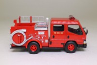 Fire Engines of the World Serties #13; 1998 Morita MSR-I Super Rapid Fire Truck