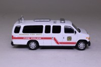World Fire Engines Series #94, 2000 Ford E-350 Fire Police, Bohemia Fire Dept, USA