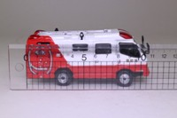 Fire Engines of the World Series #06; 2002 Morita FFA-001 Fire Engine, Firefighting Ambulance, Japan