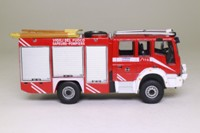 Fire Engines of the World Series #112; 1999 Iveco Fire Engine Tunnelise 190E 44w 3-8