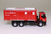 World Fire Engines Collection #99; 1990 Renault Kerax, Fire Command Centre, France
