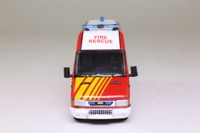 del Prado World Fire Engines Series #105; 2005 Iveco Magirus FRAP Fire Truck, Germany