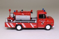 del Prado Fire Engines of the World #82; 1974 Opel Blitz Autopompe Fire Engine, Belgium, Sapeurs Pompiers Mouscron, Brandweer Moeskroen