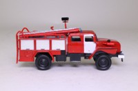 Fire Engines of the World Series #126; 2004 Ural 2 0-40 4x4 Fire Engine, Russia