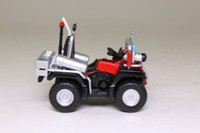 del Prado World Fire Engines Series #22; Firexpress Mini Fire Truck Quad Bike
