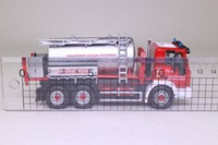 Fire Engines of the World #111; 1993 Iveco 380E Fire Service Water Tanker, Italy