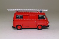 World Fire Engines Series #114; 1970 Renault Estafette CTU Fire Truck, France: Camionnette de Transport Tous Usages