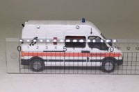 World Fire Engines Series #140; 2000 Renault Master Van, Diver Support Vehicle, Belgium
