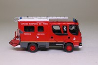 World Fire Engines Series #145; 2001 PSE 4G Sides Fire Engine, France, Sapeurs Pompiers de Paris