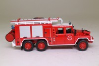 World Fire Engines Series #150; 1981 FPTR 6x6 ACMAT Brush Fire Engine, French Cameroon