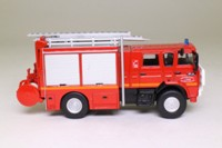 World Fire Engines Series #27; 1999 Renault M210-14 CAMIVA Fire Truck FPTHR, France; Fourgon Pompe Tonne Hors Route