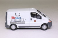 World Fire Engines Series #148; 2005 Renault Master Van, UK, Lothian & Borders Fire Safety