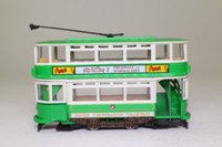 Corgi Classics D993/2; Double Deck Tram, Closed Top, Closed Platform; Dover Corporation; Maxton, Hartley's Preserves