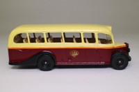 Corgi Classics Code 3; Bedford OB Duple Vista Coach; Burnley Corporation, Barley