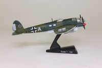 Aircraft of the Aces Series #30; Heinkel He 111 Fighter