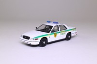 James Bond #100, Ford Crown Victoria Police; Casino Royale