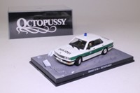 James Bond #66; BMW 518 Police Car; Octopussy