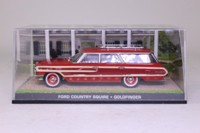 James Bond #105, Ford Country Squire; Goldfinger