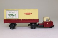 Corgi Classics CC11301; Scammell Scarab; Artic Box Van, British Railways
