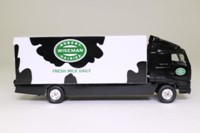 Corgi Superhaulers TY86706; Volvo FH 1:64 Scale; Rigid Box Van, Robert Wiseman Dairies