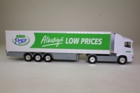 Corgi Classics TY86615; Scania R Cab, 1:64 Scale; Artic Curtainside; Asda, Always Low Prices