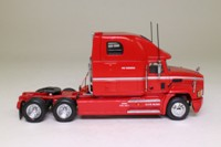 Matchbox Collectibles KS196/A-M; Mack CHN613 Sleeper Cab Artic Unit; Red