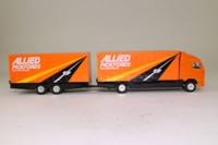 Corgi Superhaulers 59545; Volvo FH 1:64 Scale; Rigid Truck & Trailer, Allied Pickfords, Careful Movers