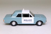 Vanguards VA04116; Ford Cortina MkII; Manchester & Salford Police, Ford Demonstration Car