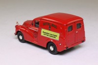 Vanguards VA11006; Morris Minor Van; Royal Mail, Remember Your House Now Has A Postcode