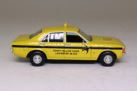 Vanguards VA05509; Ford Consul; Taxi; Swift Yellow Cars, Leicester