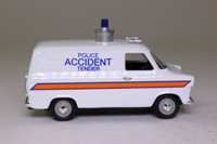 Vanguards VA06606; Ford Transit Notts Police Motorway Unit; Police Officer and Accident signs