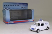 Vanguards VA01419; Austin Mini Van; Police, Ayrshire Constabulary