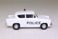 Vanguards VA00120; Ford Anglia 105E; Liverpool and Bootle Police