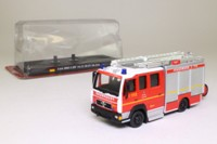 World Fire Engines Series #71; 2002 MAN 10.224 LHF 16/12 Fire Engine, Germany