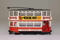 Corgi Classics 36710; Double Deck Tram, Closed Top, Closed Platform; Sunderland Corporation; Roker