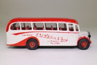 Corgi Classics Code 3; Bedford OB Duple Vista Coach; JW Kitchin & Sons, Pudsey